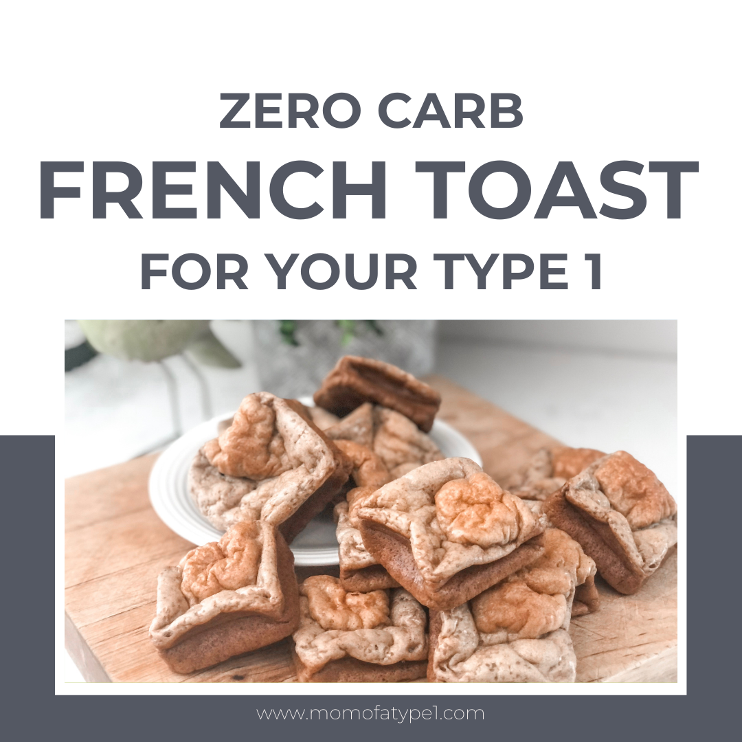 No Carb French Toast